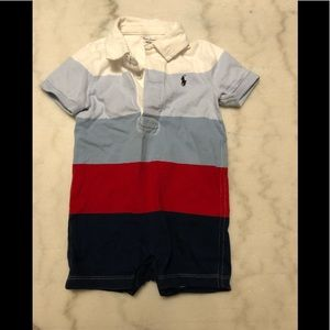 Infant Polo one piece